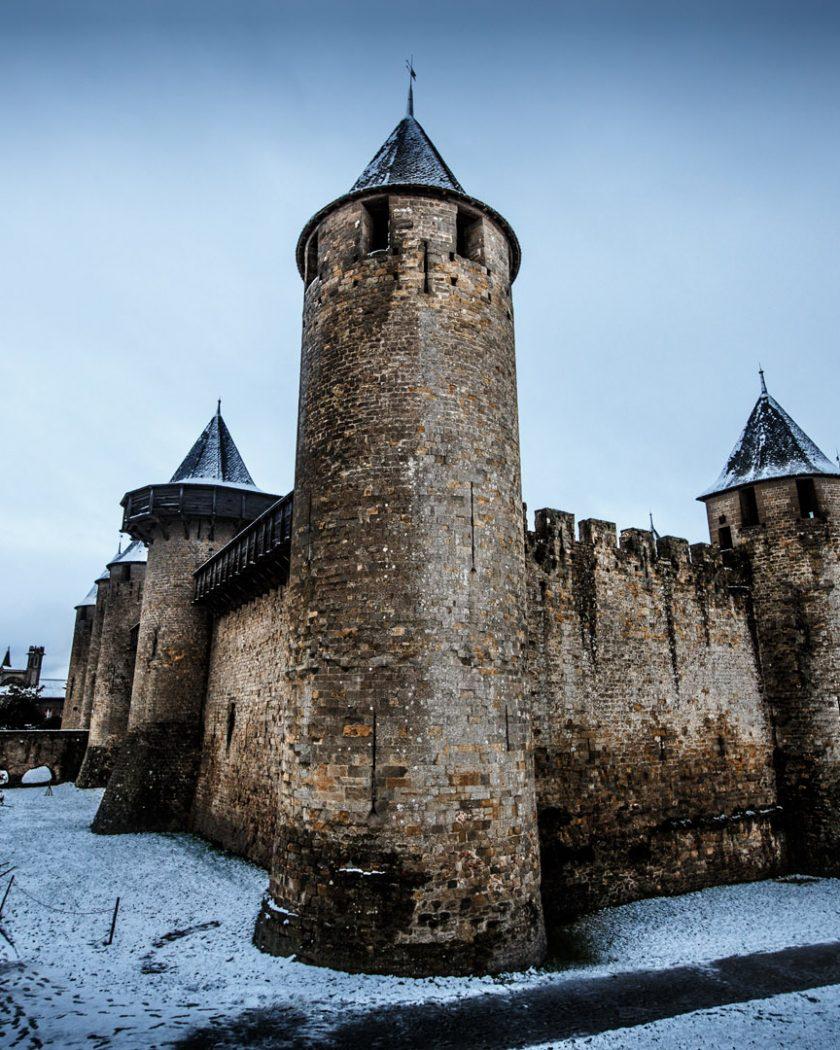 Cité médiévale de Carcassonne - Vincent photographie©
