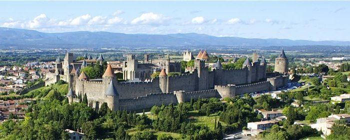 Cité médiévale côté sud
