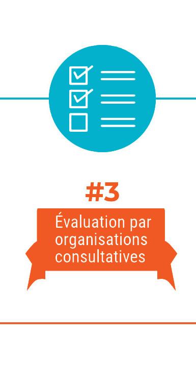 Étape 3 de la candidature des citadelles du vertige à l'Unesco : évaluation par organisations consultatives
