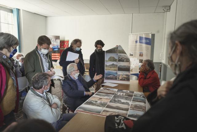 Atelier de concertation pour co-construire la candidature des Citadelles du vertige au patrimoine mondial de l'Unesco